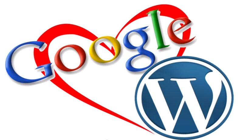 Google, WordPress